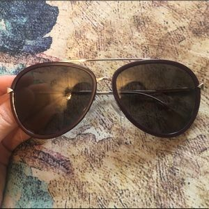 Fendi aviators sunglasses